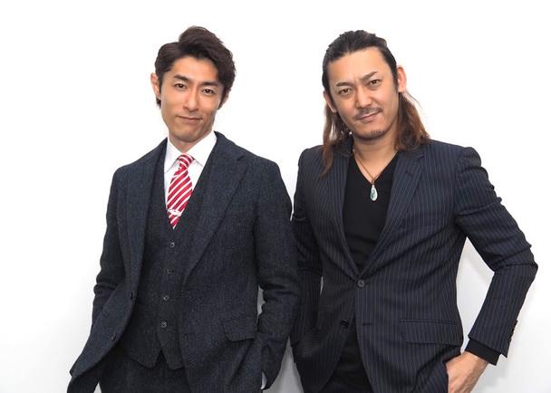 WANTED(小林タカ鹿+杉崎真宏)ジャパンツアー2017を成功させたい!